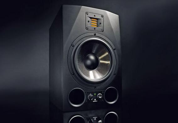 monitor hangfal hangfelvétel keverés mastering