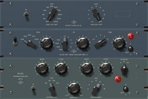 equalizer mixing recording
