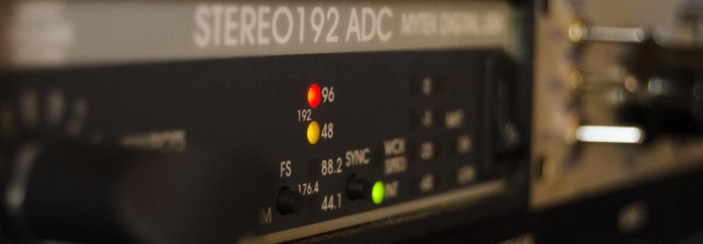 Mastering, konverter, digitális, analóg, hangstúdió